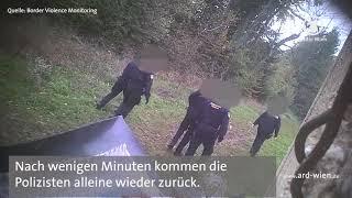 Download Verdeckt gefilmt - Schiebt Kroatien über die grüne Grenze ab? - Das Erste Video