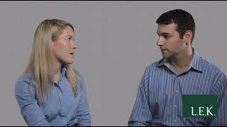 Download Management Consulting Case Interview Example w/ Gil & Lauren Video