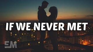 Download JOHN.k - If We Never Met (Lyrics) Video