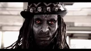 Download American horror story : coven - Queenie meets Papa Legba Video