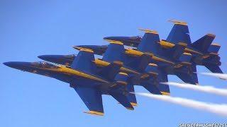 Download 2014 U.S.N. Blue Angels @ LA County Air Show Video
