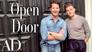 Download Inside Nate Berkus and Jeremiah Brent's California Dream House | Open Door | Architectural Digest Video