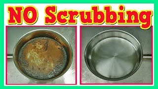 Download How To Clean Burnt Pots Video