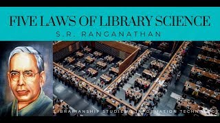 Download Five Laws of Library Science Video