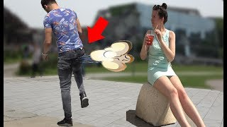 Download Farting in Public PRANK 💃💨 - Best of Just For Laughs - AWESOME REACTIONS Video