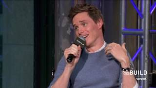 Download Eddie Redmayne Talks About Learning An Embarrassing Dance For ″Fantastic Beasts″ | BUILD Series Video
