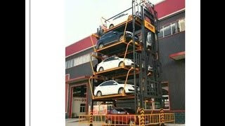 Download Vertical rotary car parking system with new technology details and specification Video