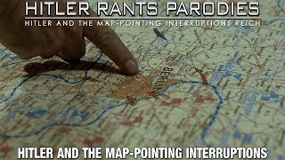 Download Hitler and the map-pointing interruptions II Video