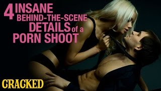 Download 4 Insane Details Behind the Scenes of a Porn Shoot Video