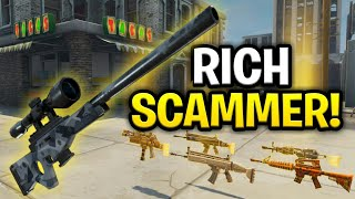 Download The Richest Scammer Ever Scams Himself! (Scammer Get Scammed) Fortnite Save The World Video