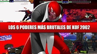Download TOP 6: Los Poderes Más Brutales y Monstruosos de KOF 2002 Video