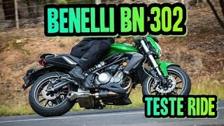 Download Benelli BN 302 Teste Ride   Open Day by Rame Moto Video