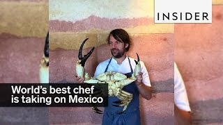 Download The world's best chef is taking on Mexico Video
