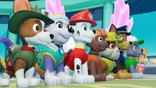Download PAW Patrol On a Roll - All Mighty Pups Rescue Missions Adventure Bay - Fun Pet Kids Games Video
