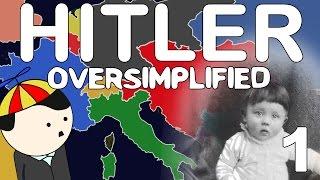 Download Hitler - OverSimplified (Part 1) Video