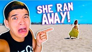 Download SHE RAN AWAY! Video