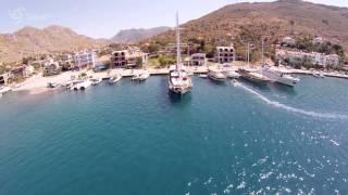 Download Bozburun Köyü Marmaris Video