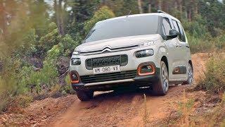 Download Citroën Berlingo (2018) More Practicality and Comfort Video