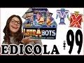Download EDICOLA #99: LETRABOTS (Lettere Magiche) Pacco con 16 bustine - Unboxing by Giulia Guerra Video