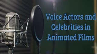 Download A Little Perspective-Voice Actors and Celebrities in Animated Films Video
