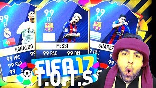 Download 99 ISPANYA LIGI TOTS ÇIKDIII ! Fifa 17 Fut Draft Survivor Video