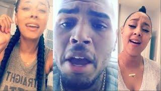 Download Celebrities Do the #Singoff Challenge (Chris Brown, Keri Hilson, Tamera Mowry, Xscape) Video