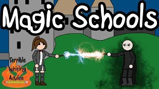 Download MAGIC SCHOOLS - Terrible Writing Advice Video