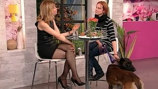 Download Soňa Müllerová Beautiful SLovakian Tv Presenter 11.03.2013 Video