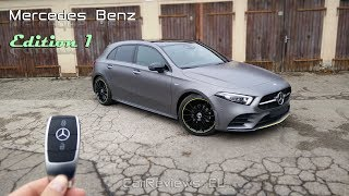 Download 2019 Mercedes Benz A200 EDITION1 AMG-line Video