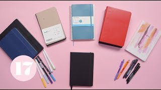 Download Bullet Journal Notebook Comparison | Plan With Me Video