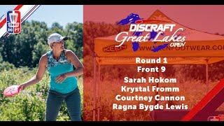 Download Round One 2018 Great Lakes Open - FPO F9 | Hokom, Bygde, Fromm, Cannon Video