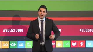 Download SDG Action Talk: Saving lives and enhancing education in conflict zones and low resource countries Video