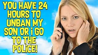 Download HACKERS MOM CALLS ME ON SKYPE - THE ENTIRE SERIES... Video