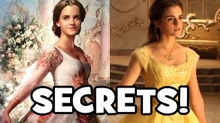 Download 20 SECRETS About The Making of Beauty And The Beast (2017) Video