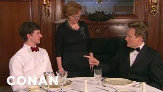 Download Conan Enrolls In Southern Charm School - CONAN on TBS Video