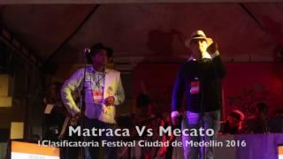 Download Festival de la Trova Ciudad de Medellin 2016 - Matraca Vs. Mecato - Marinilla Video