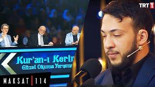 Download TRT1 Kuran Okuma Yarışmasında Jüriyi Duygulandıran Tilavet - Çay House Video