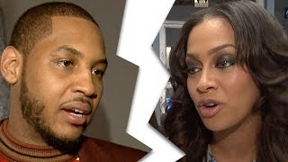 Download Carmelo Anthony Gets a Stripper PREGNANT, Splits From Wife Lala Video