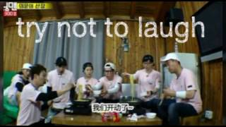 Download Running man (Korea) try not to laugh challenge (incl. Smiling) impossible eng sub Video