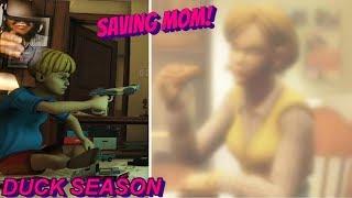 Download HOW TO SAVE MOM | Duck Season #2 GOOD ENDING [Best Men] Video