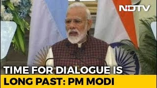 Download Time For Talks Over, Says PM Modi After Pulwama Attack Video