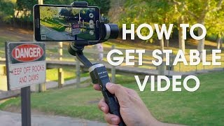 Download Stabilize Your iPhone and Android Video Footage Video