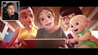 Download REACTING TO COMMERCIAL ANIMATIONS (BEST ADVERTS EVER) Video
