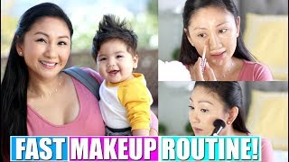Download Everyday Mommy Makeup Routine! | Collab with ThisGatheredNest Video