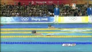 Download Michael Phelps' 1st Gold - 2008 Beijing Olympics Men's 400m Medley Video
