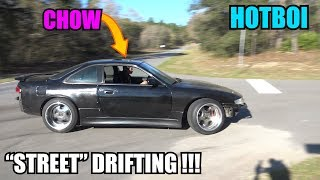 Download v8 S14 Ready for Testing & Chow SENDS IT Video