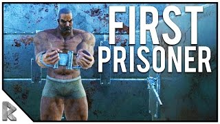 Download Our First Prisoner for Our Prison! - Ark Survival Evolved Thieves Island PVP #11 Video