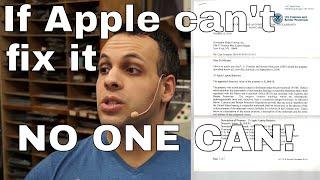 Download Apple & Customs STOLE my batteries, that they won't even provide to AASPs. Video