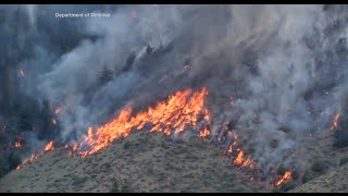 Download NEON studies wildfire in unprecedented detail - Science Nation Video