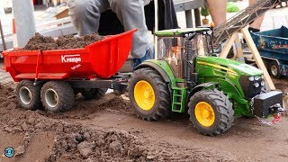 Download RC Trucks & Tractor & Excavator Show ⛽️ Maxipark Hamm 2017 Video